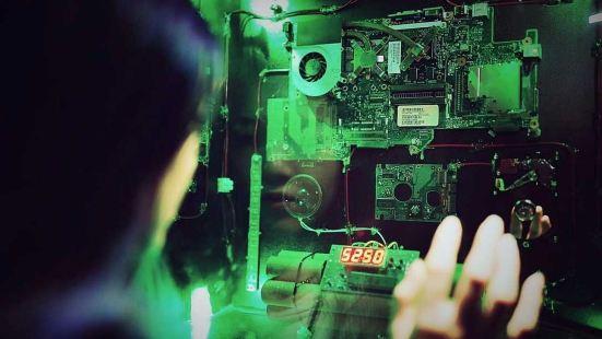 """Code Escape """"525"""""""