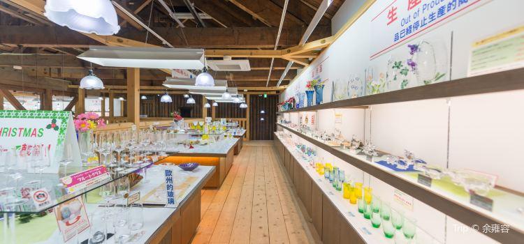 Otaru Glass Studio2