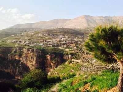 Qadisha (Kadisha) Valley