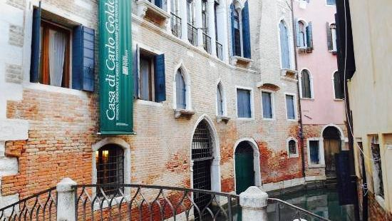 Carlo Goldoni's House and Library for Theatrical Studies