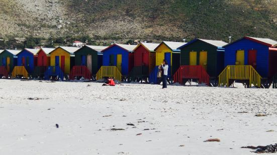 St James Beach, Kalk Bay