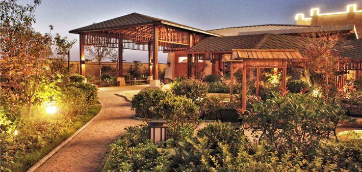 太白山艾蘭溫泉國際酒店溫泉1