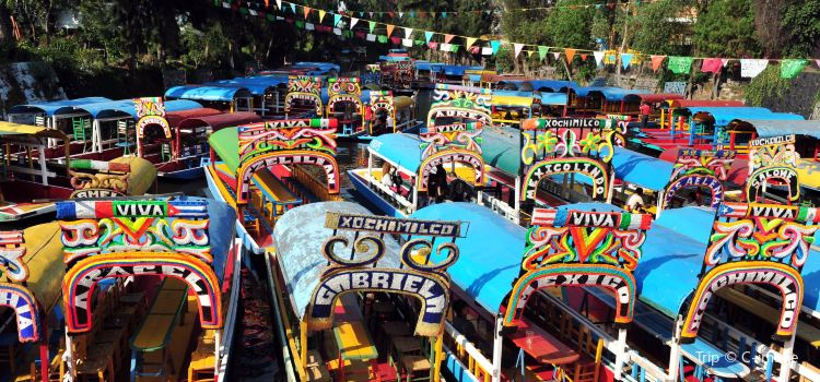 Xochimilco Travel Guidebook Must Visit Attractions In