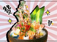 嗲爆了!上海人吃了十幾年的日料放題,圈粉無數明星,終於開新店了!