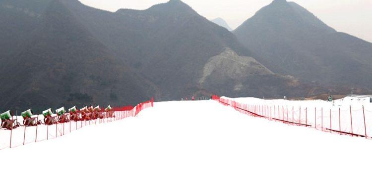 Rongshengye Three-Slope Ski Resort1