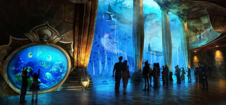 The Lost Chambers Aquarium (Sanya)1