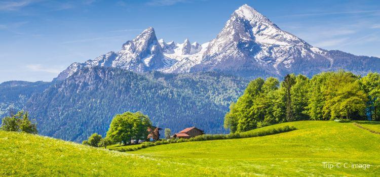 巴伐利亞阿爾卑斯山1