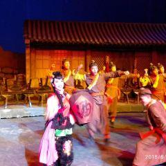 """""""No.1 Town — Da Shu Hua Molten Iron Throwing Performance"""" User Photo"""