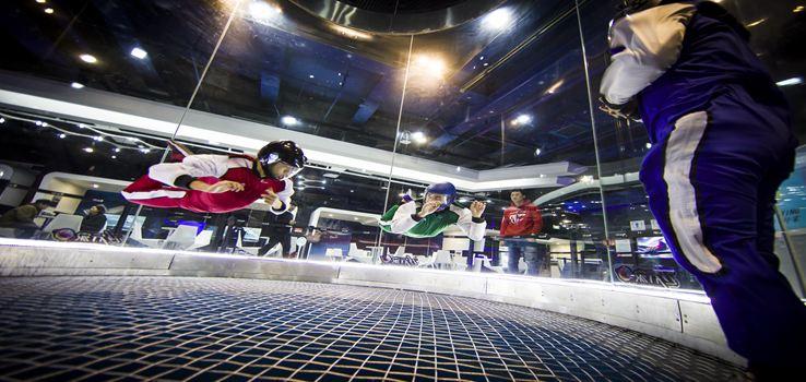 飛行家太空體驗館2