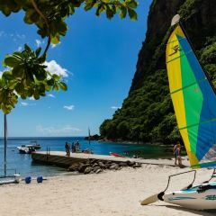 Anse Cochon Beach User Photo