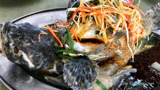 Yu Xiang Ju Seafood Process