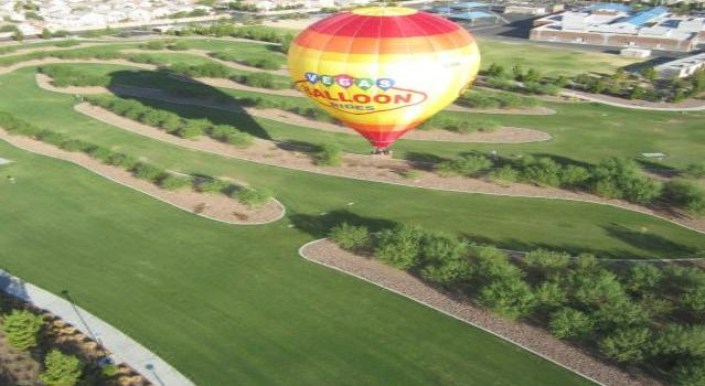 Vegas Balloon Rides熱氣球之旅1