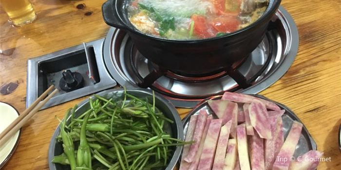 Yu Jie Pork Rib Hot Pot3
