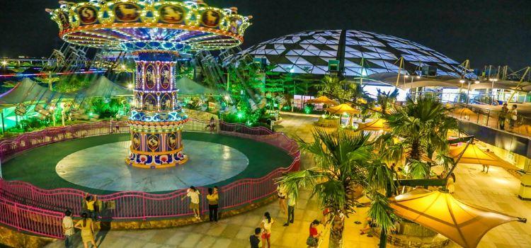 Yunding Xinghe Amusement Kingdom2