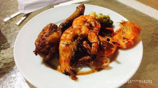 格蘭維羅酒店海鮮自助餐