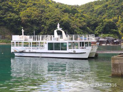 伊根灣觀光船遊覽