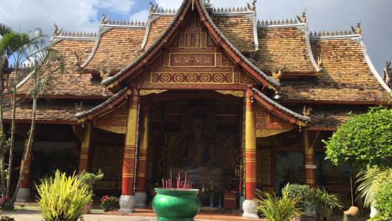 The Manchunman Buddhist Temple