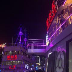 황푸강 디너크루즈 여행 사진