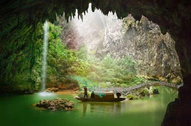廣東竟藏了個小瑞士!山水美爆溫泉遍地,現在出發正合適~