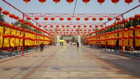新鄭軒轅廟