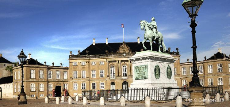 Amalienborg Palace3