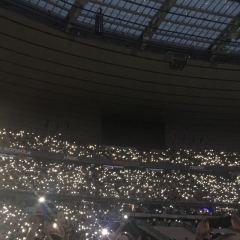 法蘭西體育場用戶圖片