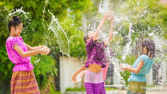 Songkran Festival Chiang Mai