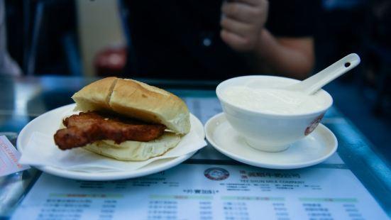 義順牛奶公司(銅鑼灣駱克道店)
