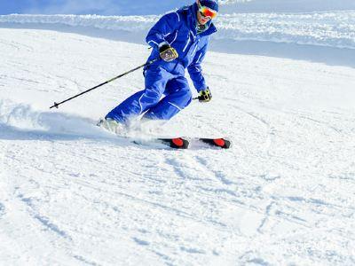 萬安山滑雪場