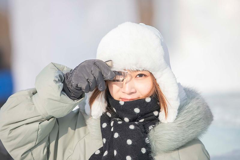 感受不一样的冬天,悠闲漫游哈尔滨城