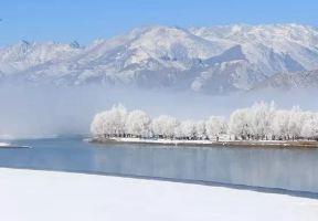 冬遊羊卓雍措,遇見仙境般的冰雪世界