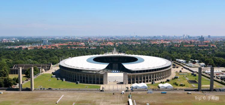 Olympiastadion Berlin2