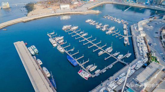 星海灣遊艇港