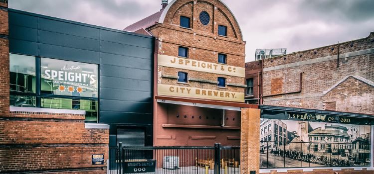 Speights Brewery