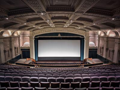 The Embassy Theatre- Wellington