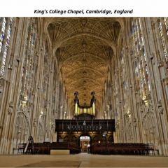 國王禮拜堂用戶圖片