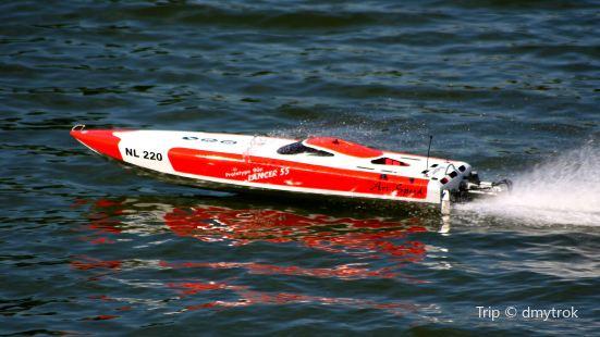 Thriller Powerboat Rides