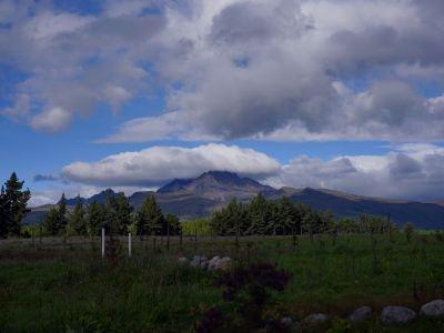 Imbabura Mountain