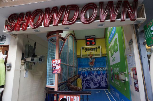 Boracay's D'Mall