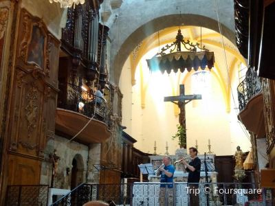 Ancienne Cathédrale Ste-Anne