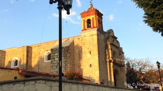 Templo de San Matías Jalatlaco: