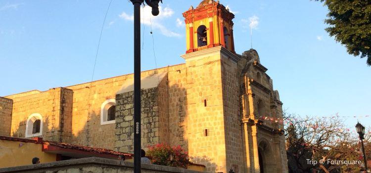 Templo de San Matías Jalatlaco:3