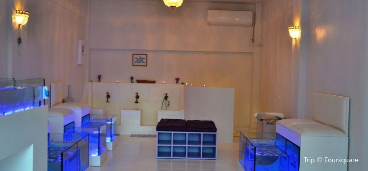 Fish Spa Kangal Santorini - Wellness Center