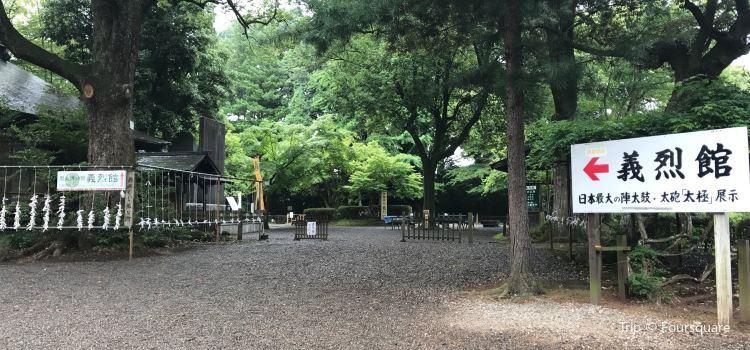 常磐神社・義烈館3