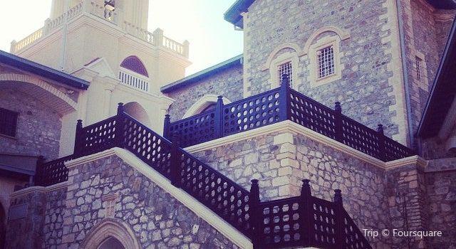 Kykkos Monastery (Panagia tou Kykkou)3