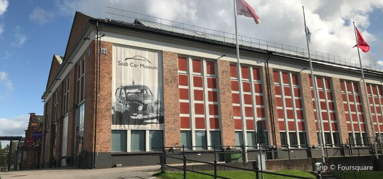 Saab Museum2