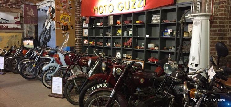 Seaba Station Motorcycle Museum1