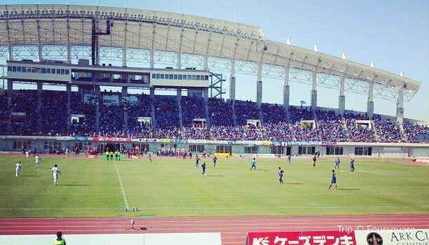 K's Denki Stadium Mito