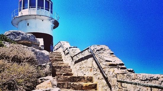 Old Cape Point Lighthouse