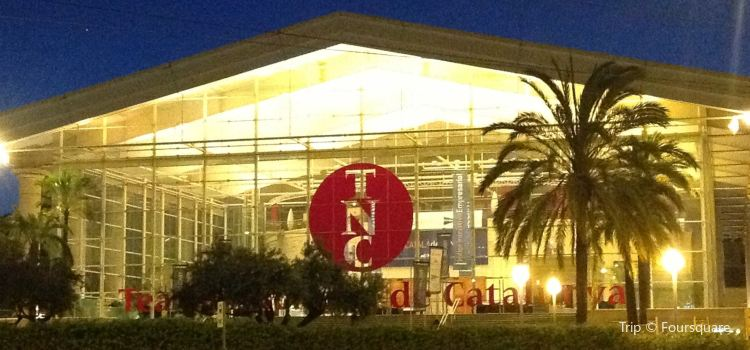 Teatre Nacional de Catalunya - TNC1